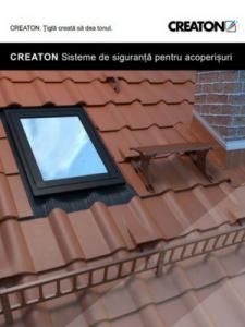 Sisteme de siguranță pentru acoperiș