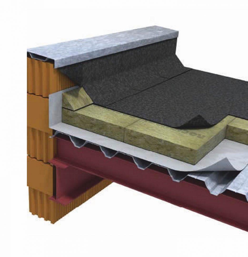 """Plăci rigide de vată bazaltică """"dual density"""" Durock"""