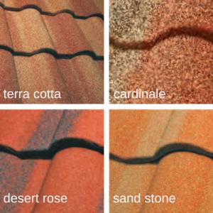 paleta culori tigla metalica roca