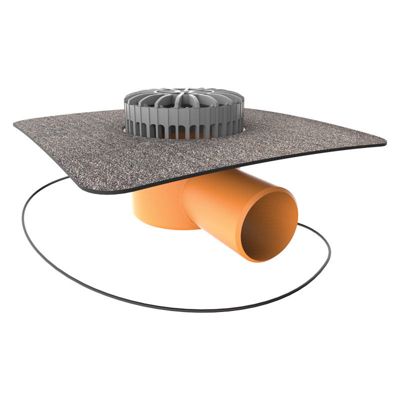 receptor pentru terasa twte-bit-v