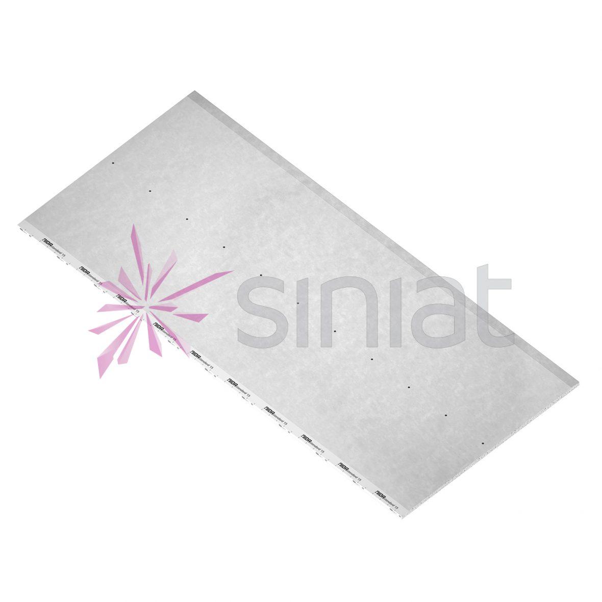 Placă gips-carton Nida Standard 15