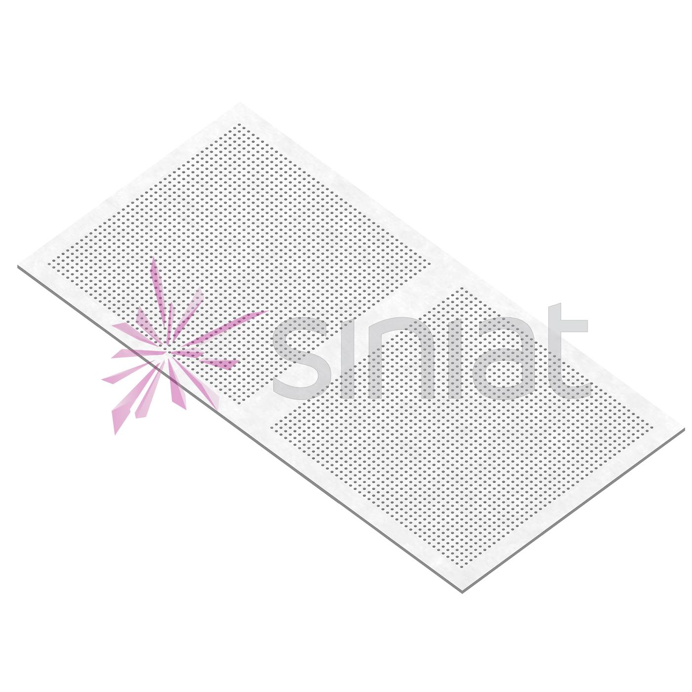 Placă gips-carton perforată Pregybel R12 N2