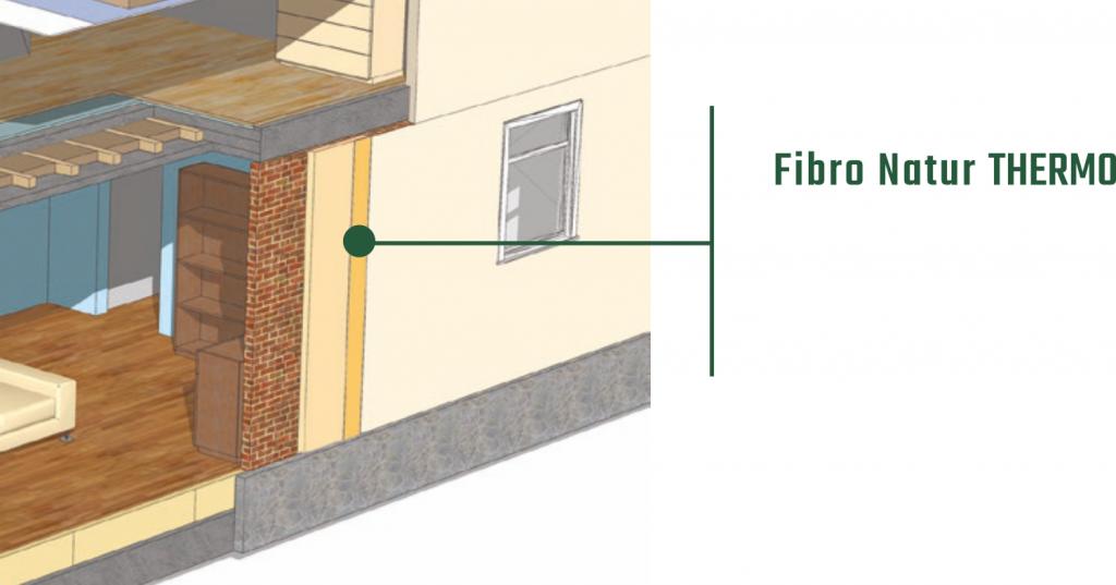 placi izolatoare din fibra de lemn fibris fibro thermo