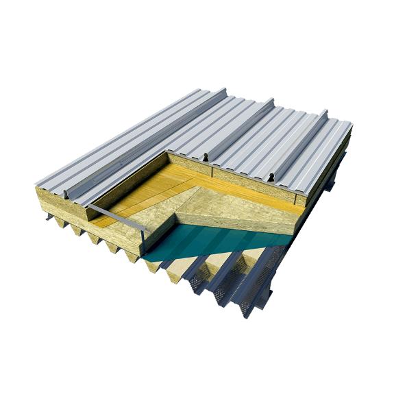 rockwool izolatie vata bazaltica acoperisuri tip terasa