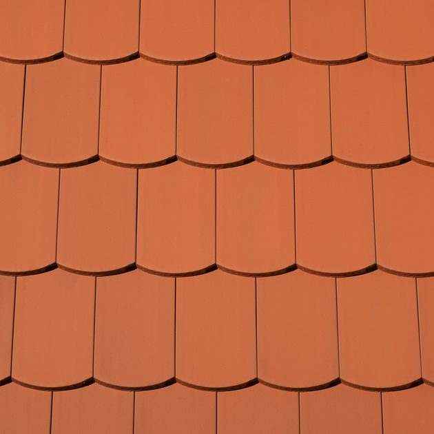 tigla ceramica rona creaton solzi negru mat rosu natur