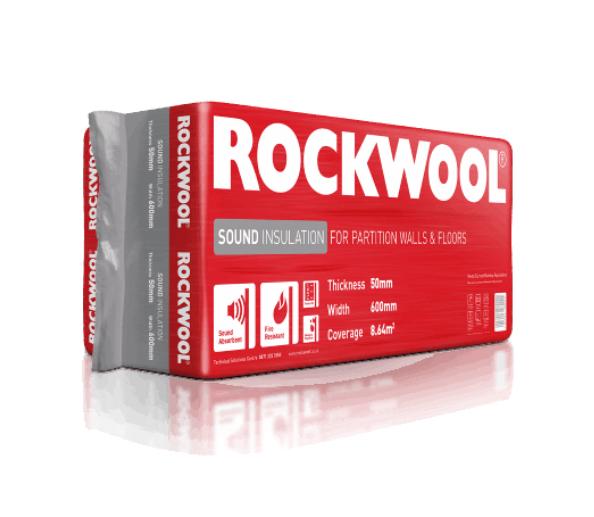 rockwool acoustic