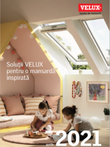 Catalog ferestre mansardă Velux